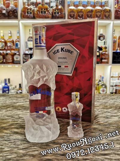 Rượu Ice Kube Original Hộp Quà
