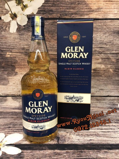 Rượu Glen Moray Elgin Classic