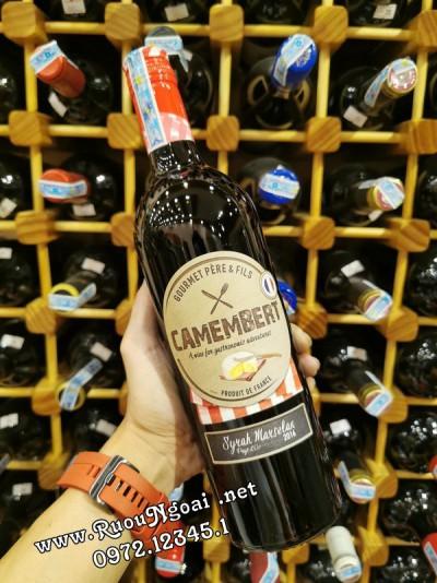 Rượu Vang Camembert